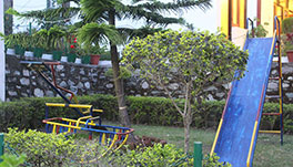 Hotel Maya Regency, Bhimtal- Play Area
